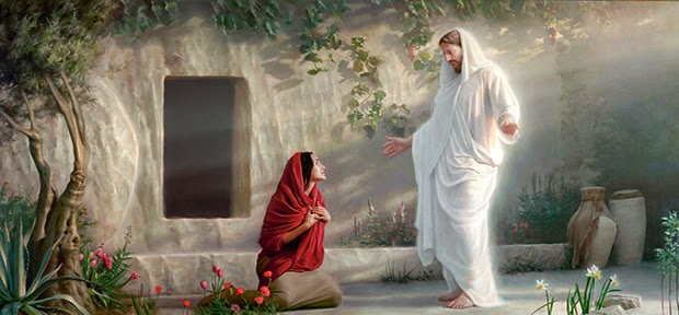 Jesus Risen with Mary Magdalene (1)