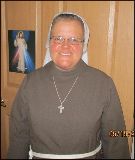Sr. Mary Faustina