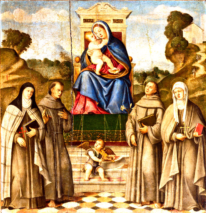 Franciscan All Saints