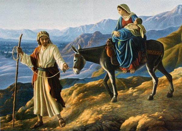 St. Joseph flight